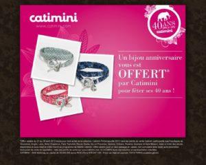 Bracelet CATIMINI - 40 ans