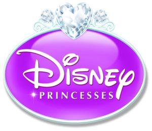 Logo Disney Princesses 2012ü