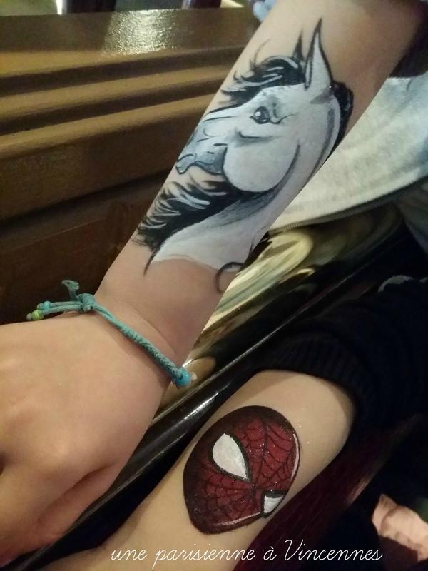 tatoo-peinture