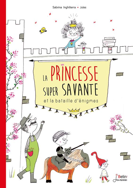 princesse-super-savante
