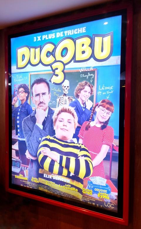 Ducobu 3 affiche