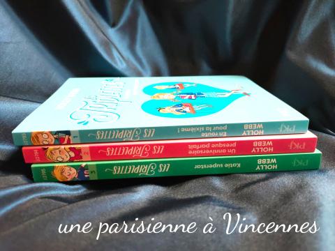 lectures série les triplettes entrée en sixième