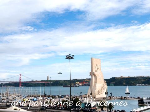 vue du Topo Belem Lisbonne