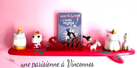 lecture licorne magique