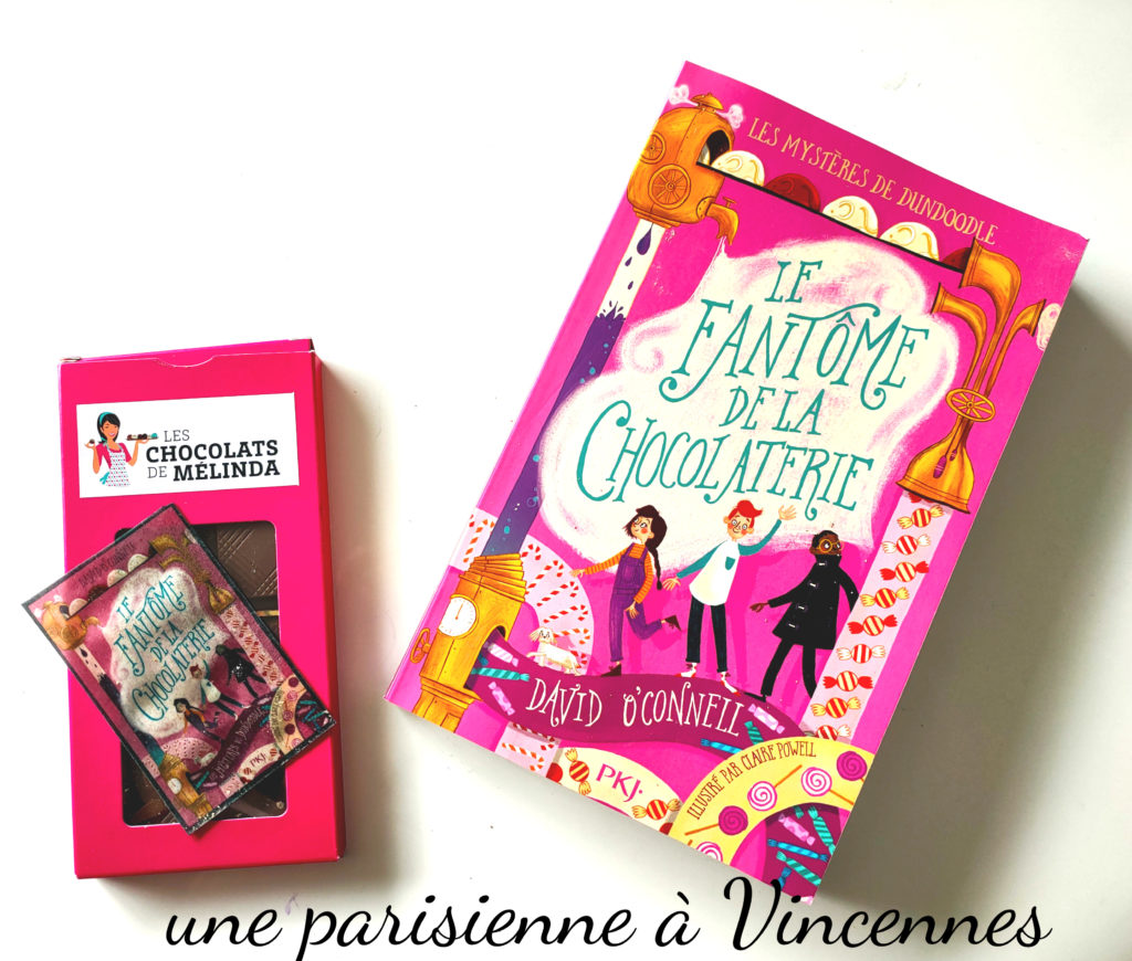 chocolaterie lecture
