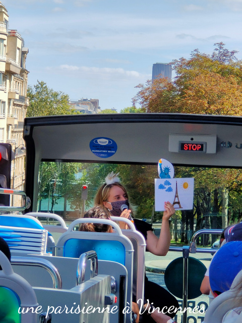 animatrice tour bus