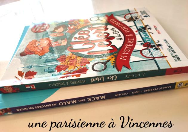 livres anglais