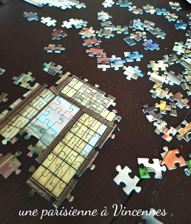 début puzzle