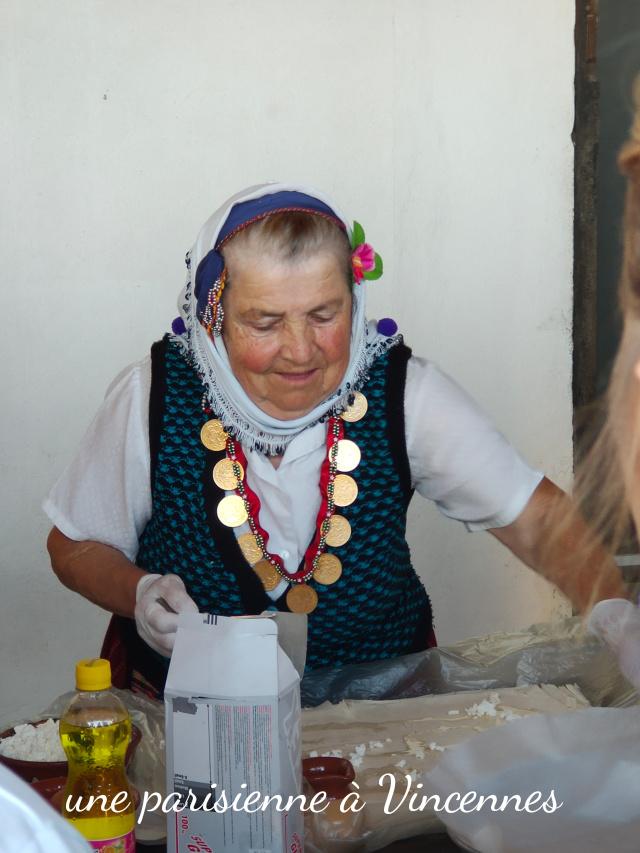 Femme bulgarie
